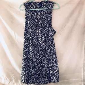 Urban Outfitters Tops - Urban Outfitters bow sleeveless long vest tunic